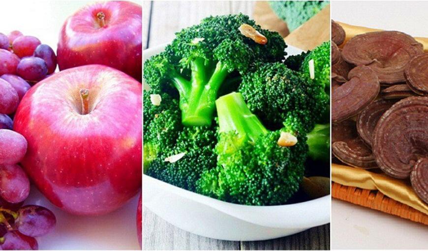 Thực phẩm phòng ngừa ung thư tuyến tiền liệt