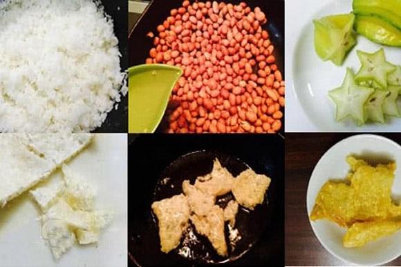 Cách chế biến cơm hến