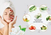 Cách làm trắng da bằng phương pháp tự nhiên