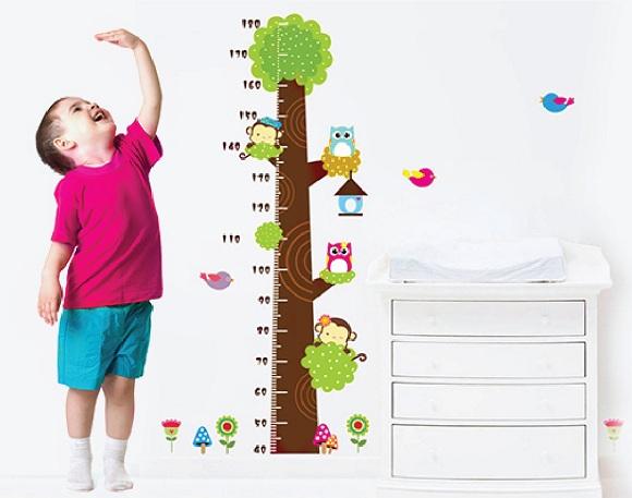 Cách tăng chiều cao ở trẻ nhỏ (0 – 5 tuổi)