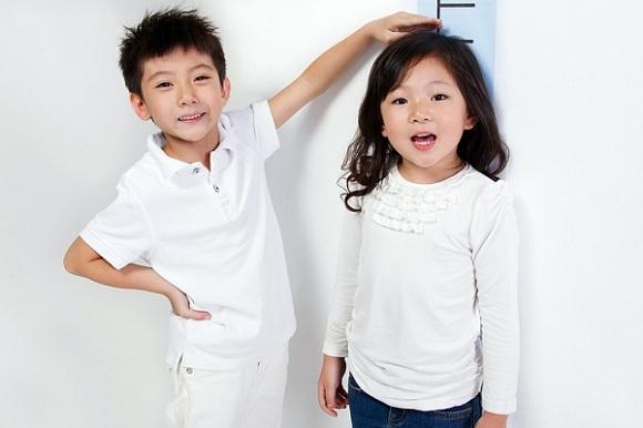 Cách tăng chiều cao từ 5 – 10 tuổi