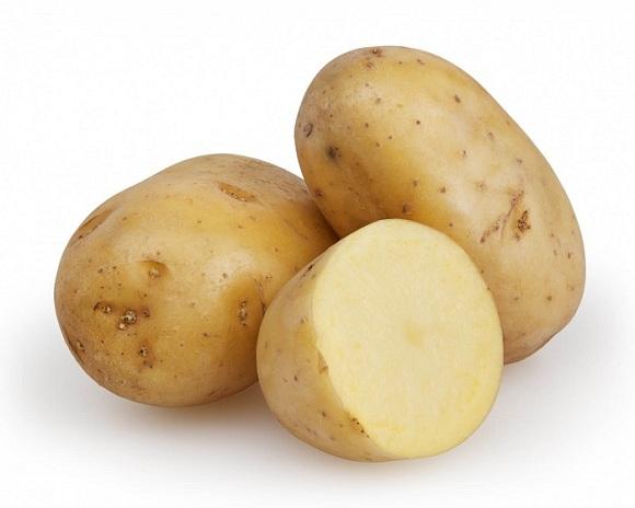 Cách trị mụn với khoai tây