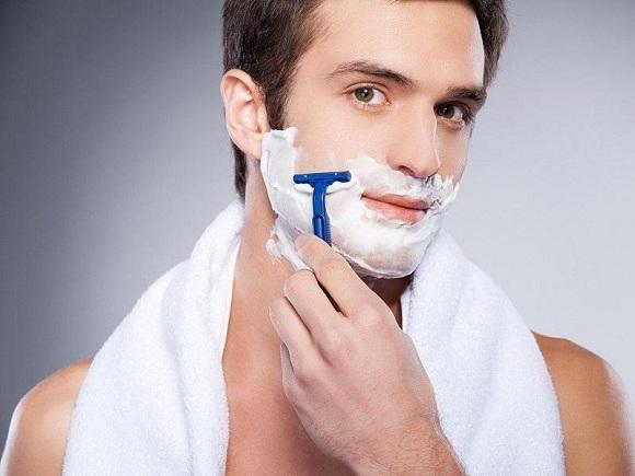 Cetaphil có thể sử dụng như kem cạo râu