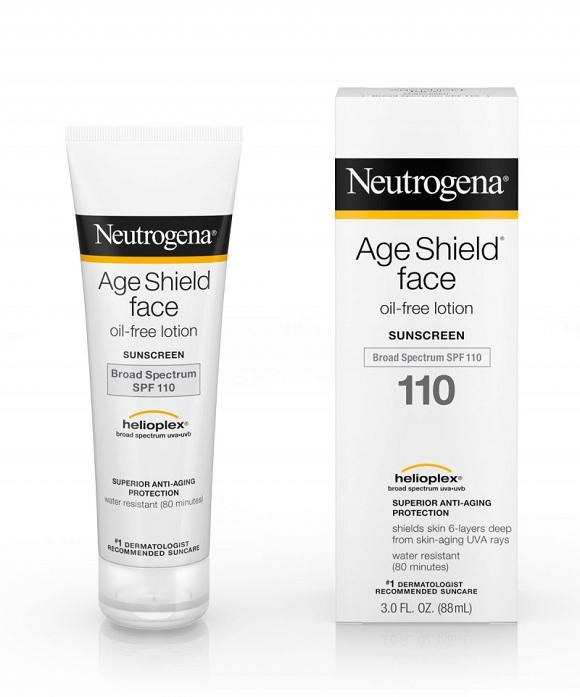 Kem chống nắng Neutrogena Age Shield Face