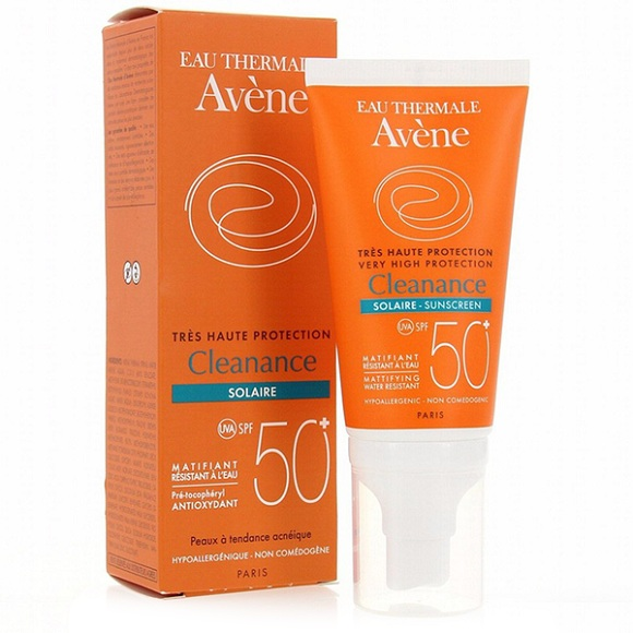 Kem chống nắng Avene Very High Protection Emulsion Spf 50+