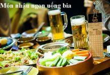 Món nhậu ngon uống bia