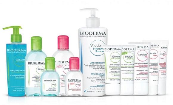 Một số cản phẩm nổi bật của Bioderma