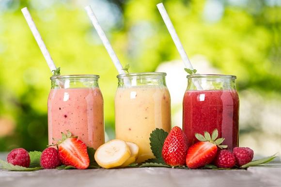 Muốn tăng cân nhưng lười ăn trái cây- sinh tố chính là giải pháp