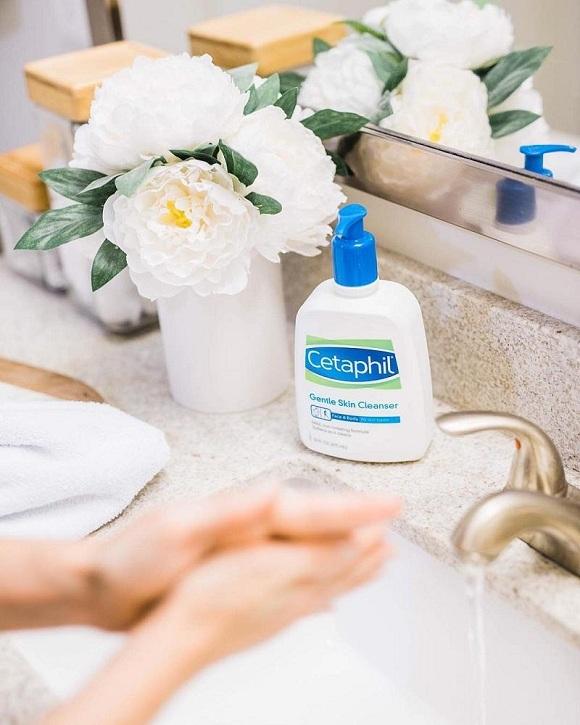 Sản phẩm Cetaphil có thể dùng cho phụ nữ sau sinh