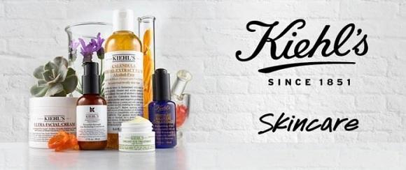 Sản phẩm dưỡng da từ Kiehl's rất được các cô nàng yêu thích