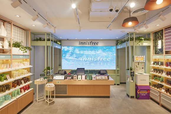 Showroom Innisfree Việt Nam