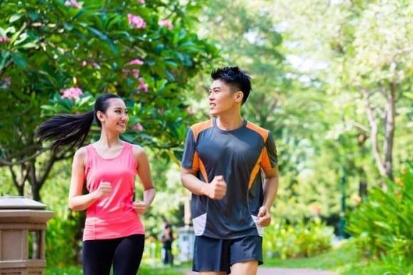 Tập thể dục, thể thao thường xuyên để cải thiện vóc dáng