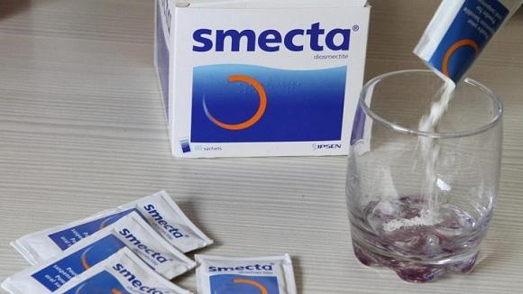 Thuốc Smecta có tác dụng hỗ trợ, cải thiện triệu chứng tiêu chảy (3)