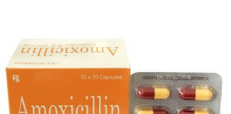 Thuốc kháng sinh Amoxicillin được sử dụng trong điều trị nhiễm trùng (1)