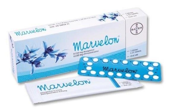 Thuốc tránh thai Marvelon (6)