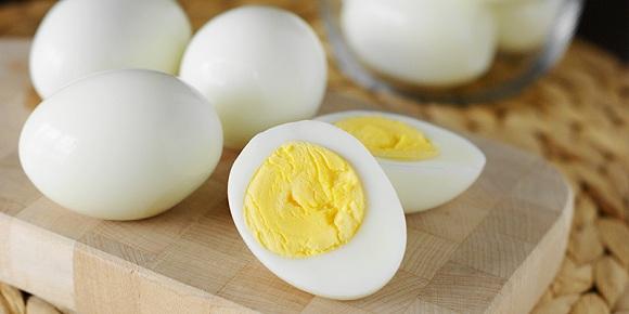Trứng rất tốt cho việc tăng lượng cơ cho cơ thể