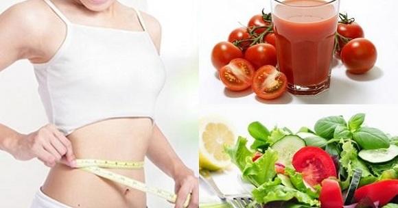 Ăn cà chua giúp giảm cân hiệu quả (6)