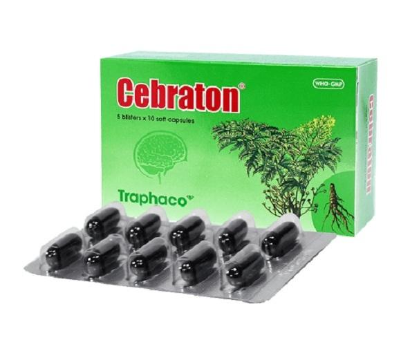 Cebraton điều trị suy giảm trí nhớ (7)