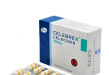 Celecoxib được sử dụng để điều trị đau hoặc viêm do nhiều tình trạng như viêm khớp, viêm cột sống dính khớp và đau bụng kinh (1)