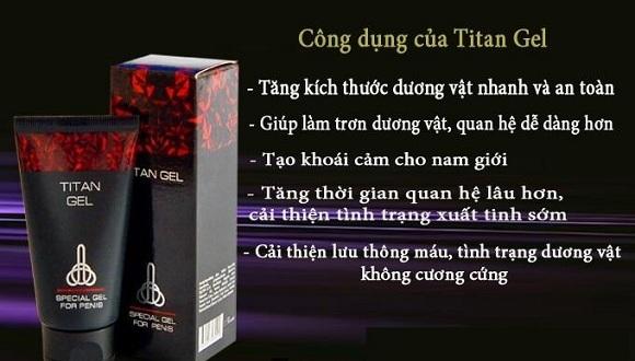 Công dụng của Titan Gel (4)
