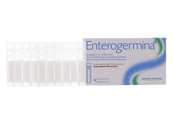 Men tiêu hóa Enterogermina - hỗ trợ giảm rối loạn tiêu hóa (2)