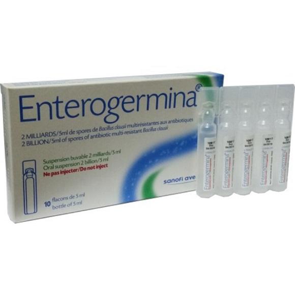 Men tiêu hóa Enterogermina - hỗ trợ giảm rối loạn tiêu hóa (3)