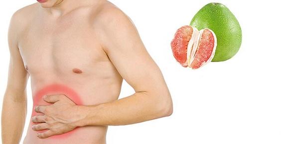 Người bị dạ dày, tá tràng không nên ăn bưởi (5)