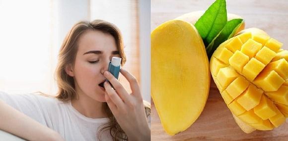 Người mắc bệnh hen suyễn không nên ăn xoài (5)