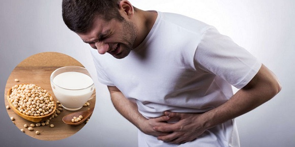 Những người bị loét dạ dày tốt nhất không nên uống sữa đậu nành (3)
