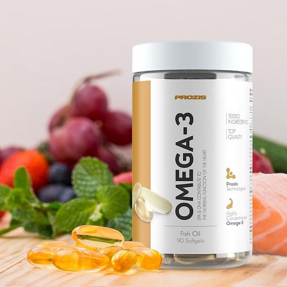 Omega 3 giúp bảo vệ tim mạch, phòng ngừa trầm cảm, suy giảm trí nhớ và bệnh viêm khớp (1)