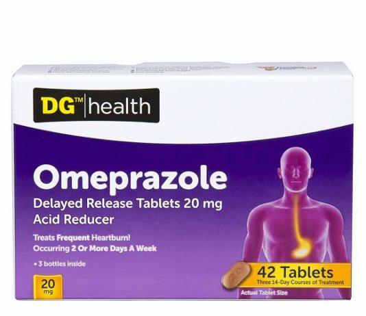 Omeprazole điều trị bệnh lý do dạ dày tăng tiết axit (1)
