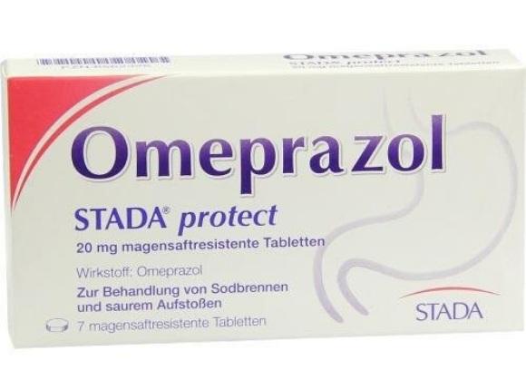 Omeprazole điều trị bệnh lý do dạ dày tăng tiết axit (5)