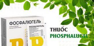Phosphalugel giúp khắc phục các vấn đề do lượng aixt dư thừa quá mức (1)