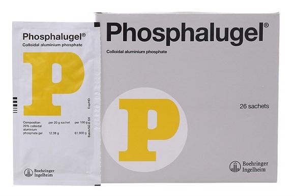 Phosphalugel giúp khắc phục các vấn đề do lượng aixt dư thừa quá mức (4)