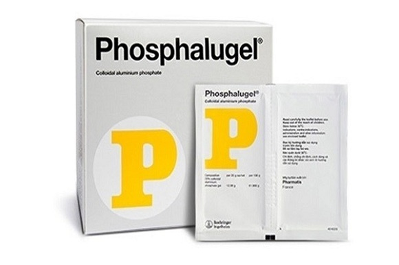 Phosphalugel giúp khắc phục các vấn đề do lượng aixt dư thừa quá mức (5)