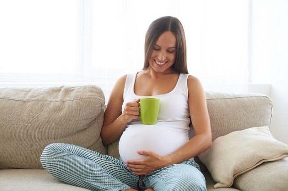 Phụ nữ đang mang thai không nên uống trà (7)