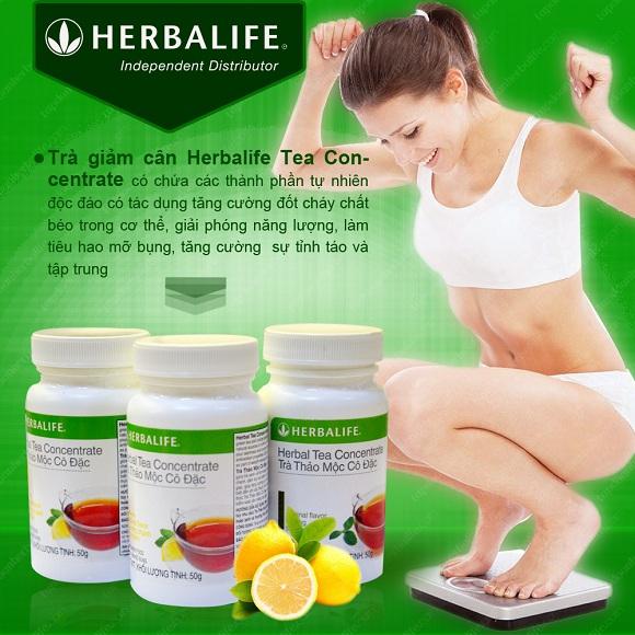 Tác dụng cơ bản của Herbalife (3)