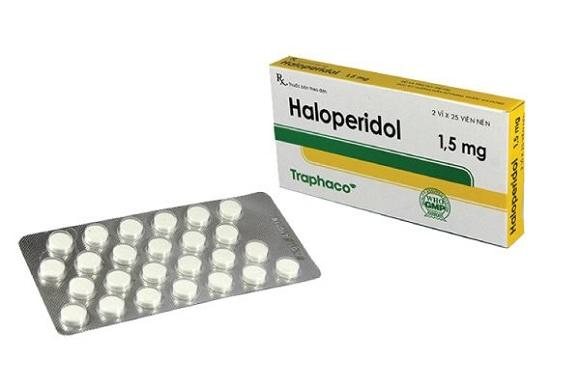 Thuốc chữa mất ngủ Haloperidol (10)
