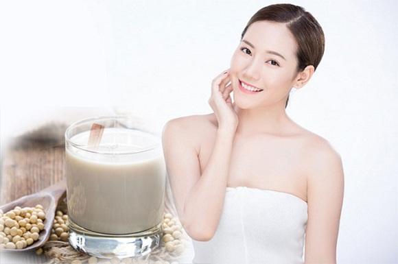 Công dụng sữa đậu nành giúp chống lão hóa da (4)