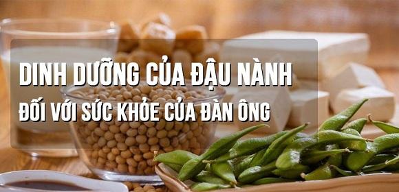 Dinh dưỡng của đậu nành đối với sức khỏe của đàn ông (5)